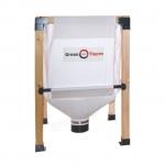 GreenEcoTherm Пневматичен транспорт за пелети 1000 кг.