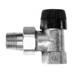 Вентил термостатичен ъглов, 1/2″, на фирма Honeywell