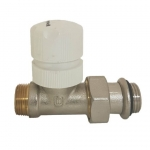 Термостатичен вентил прав за адаптор ф16, на фирма Honeywell