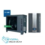 Инверторна термопомпа въздух-вода Crystal, Aqua Aura 11 kW